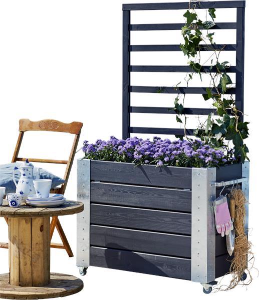 Blumenkasten Mit Rankgitter Holz GUnstig ~ Einfuhrabgaben werden berechnet  + Einfuhrabgaben (werden in der